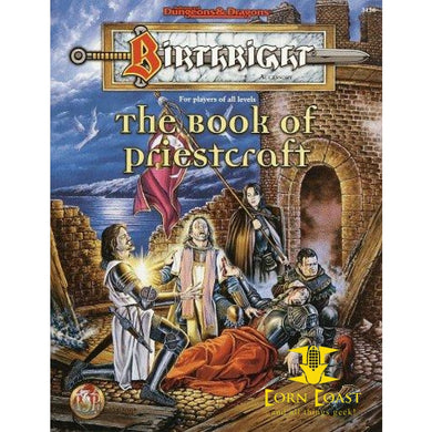 The Book of Priestcraft (Advanced Dungeons & Dragons: Birthright