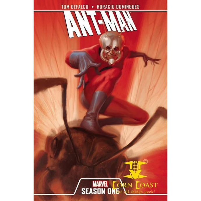 Ant-Man: Season One Hardcover HC - Corn Coast Comics