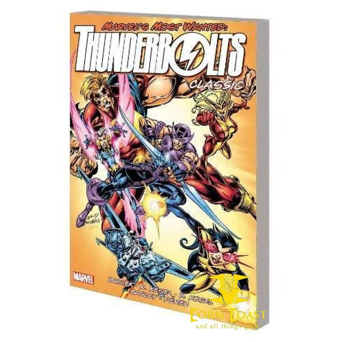 Thunderbolts Classic - Vol. 3 by Kurt Busiek - Corn Coast Comics