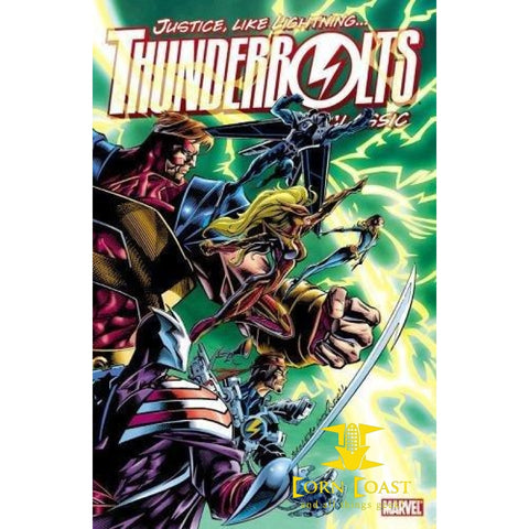 Thunderbolts Classic Vol. 1 (New Printing) Paperback - Corn Coast Comics