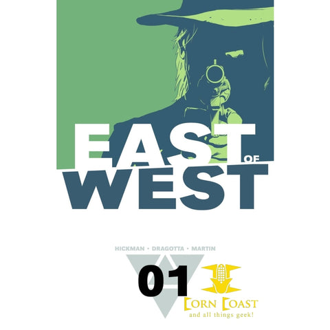 East of West Volume 1: The Promise Paperback - Corn Coast Comics