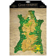 GOT Map of Westeros & Map Ma - Corn Coast Comics