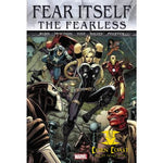 Fear Itself: The Fearless HC - Corn Coast Comics