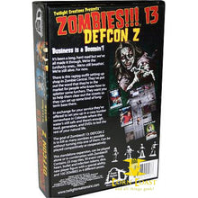 Zombies 13 Defcon Z - TWILIGHT CREATIONS, INC. - Corn Coast Comics