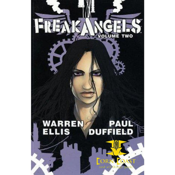 FreakAngels Vol. 2 TPB - Corn Coast Comics