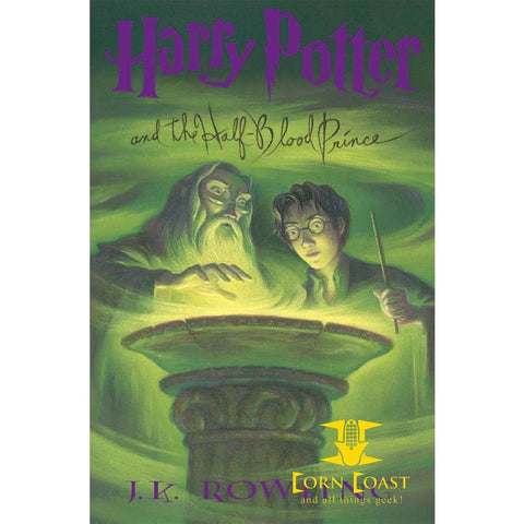 Harry Potter and the Half-Blood Prince HC 1st print