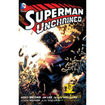 Superman Unchained (The New 52) HC - Corn Coast Comics