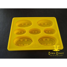 Batman Silcone Ice Tray - Corn Coast Comics