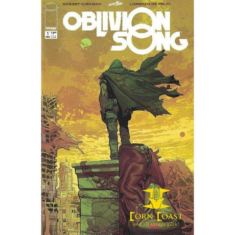 Oblivion Song #1 (Pink Lorenzo Signature Variant)