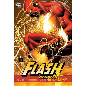 The Flash: Rebirth Paperback - Corn Coast Comics