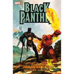 Black Panther: Four the Hard Way Paperback - Corn Coast Comics