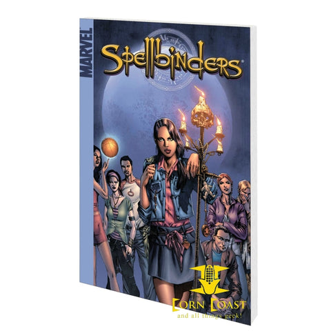 Signs and Wonders (Spellbinders, Vol. 1) Paperback - Corn Coast Comics
