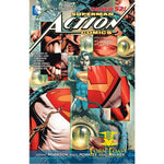 Superman - Action Comics Vol. 3: At The End Of Days (The New 52) HC - Corn Coast Comics