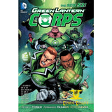 Green Lantern Corps Vol. 1: Fearsome (The New 52) HC - Corn Coast Comics