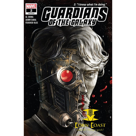 Guardians of the Galaxy (2020 7th Series) #2A - Corn Coast Comics