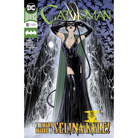 Catwoman (2018-) #18 - Corn Coast Comics