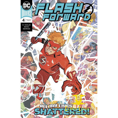Flash Forward (2019-) #4 - Corn Coast Comics
