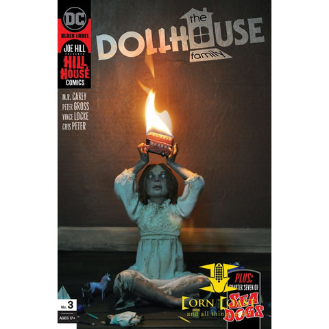 The Dollhouse Family #3 - Corn Coast Comics