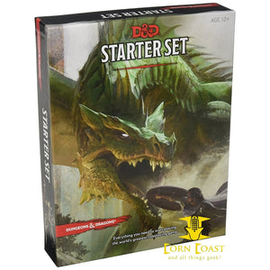 Dungeons & Dragons 5th Edition RPG: Starter Set - Corn Coast Comics