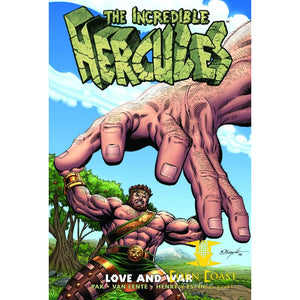 Incredible Hercules, Vol. 3: Love and War HC hardcover - Corn Coast Comics