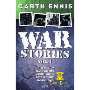 War Stories Vol.1 TPB. - Corn Coast Comics