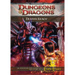 Death's Reach: Adventure E1 for 4th Edition D&D (D&D Adventure) Dungeons & Dragons - Corn Coast Comics