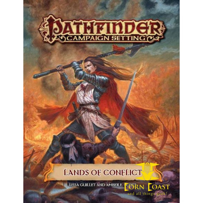 Pathfinder Campaign Setting: Lands of Conflict - Corn Coast Comics