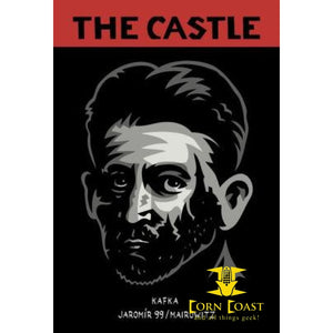 The Castle by Franz Kafka, Jaromir99 - Corn Coast Comics