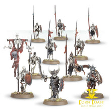 Warhammer Age of Sigmar Deathrattle Skeletons - Corn Coast Comics
