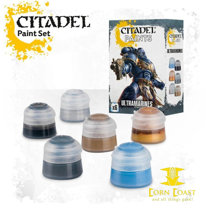 Citadel Ultramarines Set - Corn Coast Comics