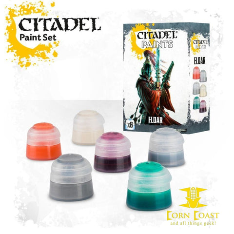 Citadel Eldar Set - Corn Coast Comics