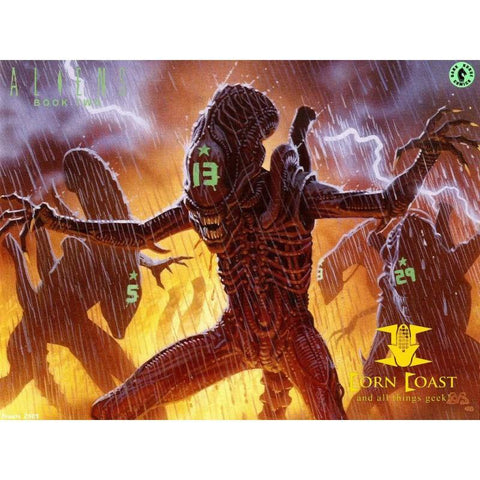 Aliens Book 2 (vol.2) - Corn Coast Comics