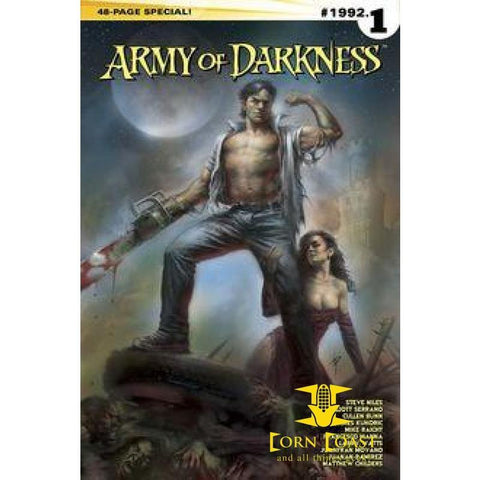 Army of Darkness 1992.1 TPB - Corn Coast Comics