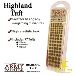 Army Painter: Battlefield: Highland Tufts