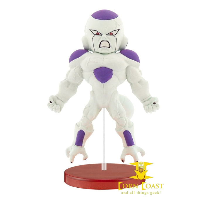 DRAGON BALL Z WORLD FIGURE VOL 2, FRIEZA DBZ-008 - Corn Coast Comics