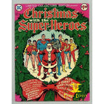 Limited Collectors Edition Christmas with the Super-Heroes C-34 VF - Corn Coast Comics