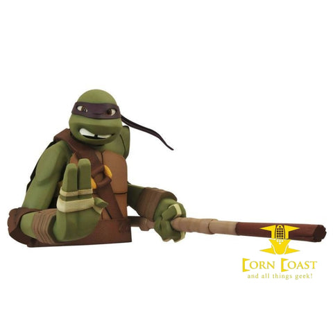 Teenage Mutant Ninja Turtles: Donatello Bust Bank TMNT - Corn Coast Comics