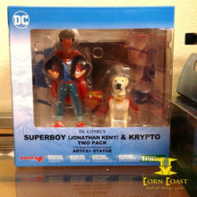Superboy & Krypto - Corn Coast Comics