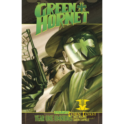 THE GREEN HORNET: YEAR ONE OMNIBUS VOL 1 COLLECTION - Corn Coast Comics