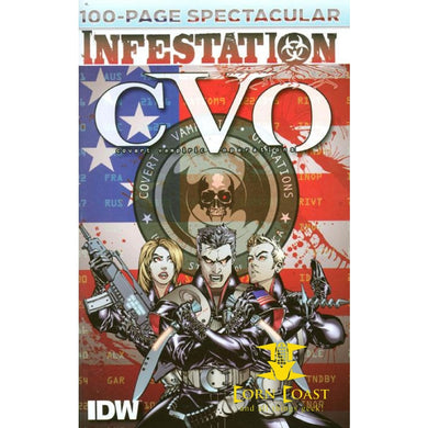 Infestation Cvo 100 Pg Spectacular TP