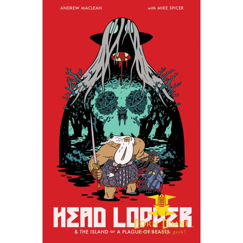Head Lopper, Vol. 1: The Island Or A Plague Of Beasts TP - Corn Coast Comics
