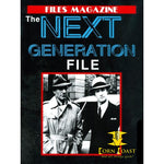 Files Magazine Next Generation File (1988) comic books - Corn Coast Comics