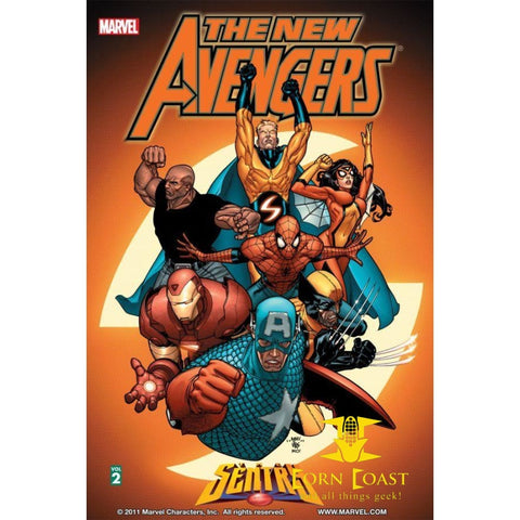 New Avengers Vol. 2: The Sentry - Corn Coast Comics