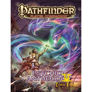 Pathfinder Player Companion Psychic - Corn Coast Comics