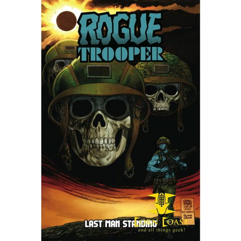 Rogue Trooper Last man Standing TP - Corn Coast Comics