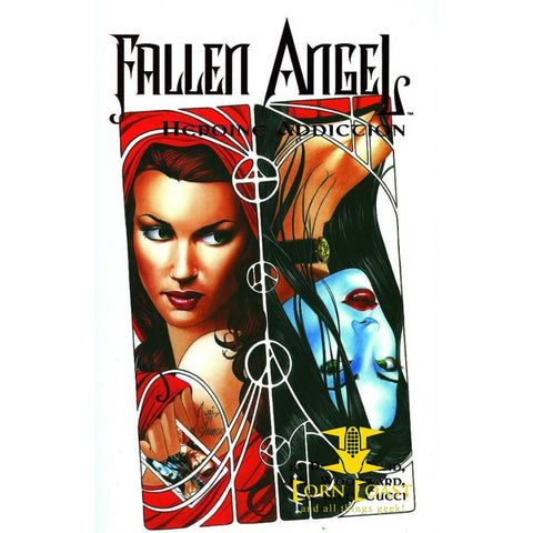 FALLEN ANGEL TP VOL 04 - Corn Coast Comics