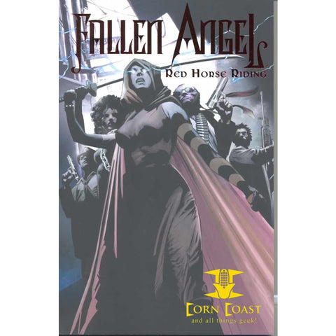 FALLEN ANGEL TP VOL 05 - Corn Coast Comics