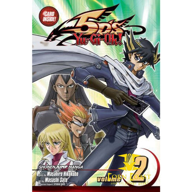 YU GI OH 5DS GN VOL 02