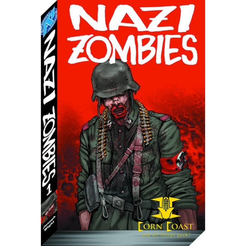 NAZI ZOMBIES TP - Corn Coast Comics