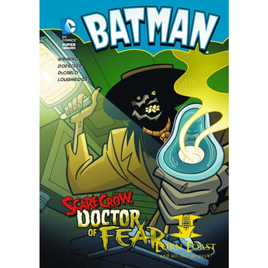 DC SUPER HEROES BATMAN YR TP SCARECROW DR OF FEAR - Corn Coast Comics